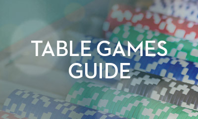 Table Games Guide